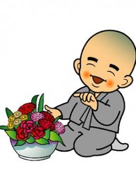 1-37 꽃공양동자