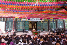 Buddha's Birthday Dharma Ceremony